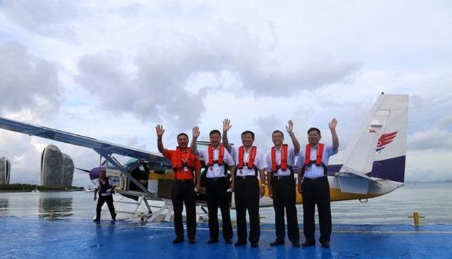 这起事故是中国水上飞机发生的第一起恶性事故